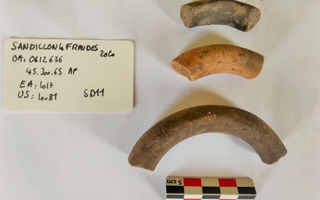 Des diagnostics et fouilles archéologiques réalisés