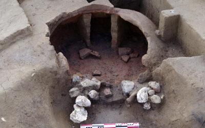Des fours domestiques de la période du haut Moyen Âge